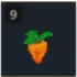 Carrot inventory