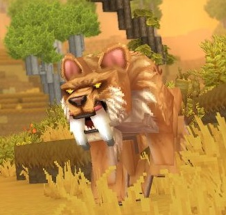 Saber-Toothed Tiger | Hytale Wiki | FANDOM powered by Wikia