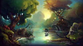 Hytale - Art Timelapse Zone 1 Swamp