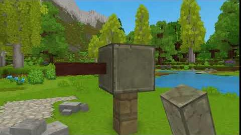 Video - Building with blocks in Hytale – Beams   Hytale Wiki