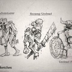 More skeleton archetypes.