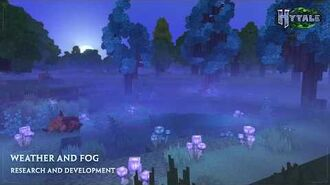 Hytale - R&D- Dynamic Fog