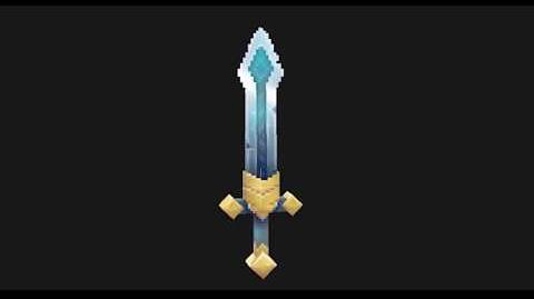 Hytale Model Maker - Sword Modeling Timelapse