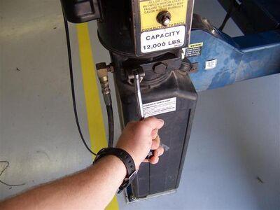 LiftRampLowerVechicle