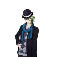 (Second Batch) Takamichi Sanzenin SR Transparent