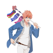 (Children's Day Scout) Leon SR Transparent