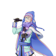 (Snowy Day Scout) Satsuki Kururugi UR Transparent