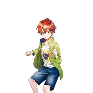 (3rd Anniversary Scout) Tatsumi Madarao LE Transparent