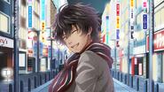 (Yuki daruma no omoide) Akira Mitsurugi SR 3