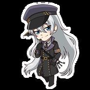 (Halloween 2018 Scout) Raku Wakaouji SD Pose