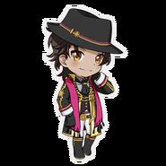 (2nd Anniversary Scout) Akira Mitsurugi SD Pose
