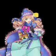 (Snowy Day Scout) Momosuke Oikawa UR Transparent