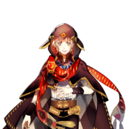 (Warlock Scout) Toya Honoki GR Transparent