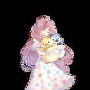 (Aquarium Scout) Kokoro Hanabusa SR Transparent