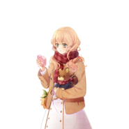 (Valentine's Day 2018 Scout) Momosuke Oikawa LE Transparent