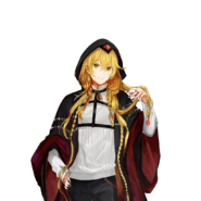 (Warlock Scout) Hikaru Orihara GR Transparent