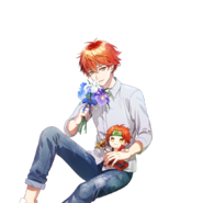 (1st Birthday Scout) Tatsumi Madarao LE Transparent