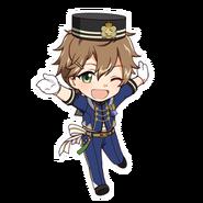 (3rd Anniversary Scout) Futami Akabane SD Jump