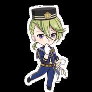 (3rd Anniversary Scout) Takamichi Sanzenin SD Kiss