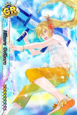 (Junshinmuku na Aqua Muse) Hikaru Orihara GR