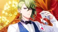 (Unmei no Kiss shot) Takamichi Sanzenin GR 1