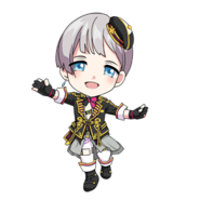 (2nd Anniversary Scout) Baber SD Jump