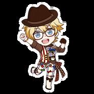 (Valentine's Day 2019 Scout) Seiya Aido SD Jump