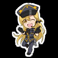 (Halloween 2017 Scout) Hikaru Orihara SD Kiss