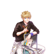 (Great man Scout) Seiya Aido LE Transparent