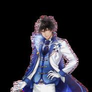 (1st Anniversary Scout) Akira Mitsurugi GR Transparent