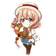 (Valentine's Day 2018 Scout) Momosuke Oikawa SD Pose