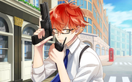 (Agent Scout) Tatsumi Madarao UR 1