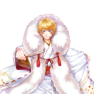 (Year-end party Scout) Seiya Aido UR Transparent