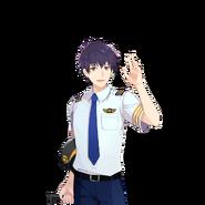 (Pilot Scout) Lucas UR Transparent