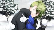 (Snowy Day Scout) Takamichi Sanzenin SR 4