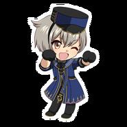 (3rd Anniversary Scout) Mio Yamanobe SD Jump
