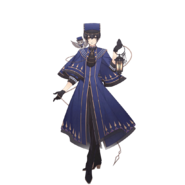 (3rd Anniversary Scout) Eva Armstrong GR Fullbody