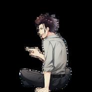 (Grandmaster Scout) Tsubaki Rindo LE Transparent