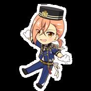 (3rd Anniversary Scout) Issei Todoroki SD Jump