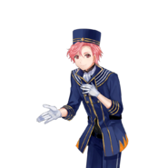 (3rd Anniversary Scout) Kyosuke Momoi GR Transparent