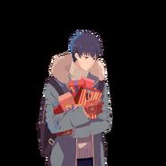 (Valentine's Day 2018 Scout) Lucas LE Transparent