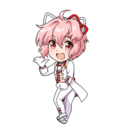 (I-Chu x Hello Kitty Scout) Kyosuke Momoi SD Pose