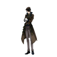 (Grandmaster Scout) Akio Tobikura Fullbody