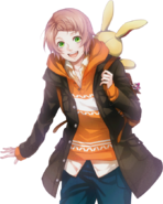 (Art Appreciation Scout) Kanata Minato SR Transparent