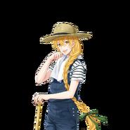 (Farming Scout) Hikaru Orihara SR Transparent
