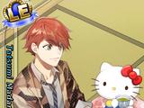 (I-Chu x Hello Kitty Scout) Tatsumi Madarao LE/GR