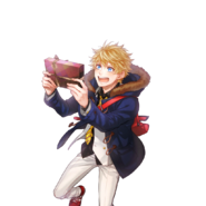 (Valentine's Day 2019 Scout) Seiya Aido LE Transparent