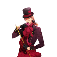 (Valentine's Day 2019 Scout) Issei Todoroki GR Transparent