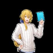 (Sasageyo! Kyoumei no Squeak) Hikaru Orihara SR Transparent