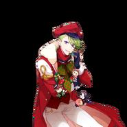 (X'mas 2018 Scout) Takamichi Sanzenin GR Transparent